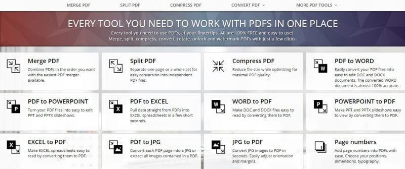 10 Online Pdf To Word Converter You Should Have