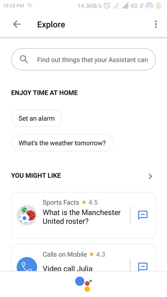 Step 2 - How To Disable Google Assistant On Any Android Device?