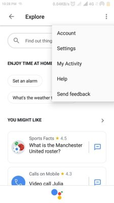 Step 3 - How To Disable Google Assistant On Any Android Device?