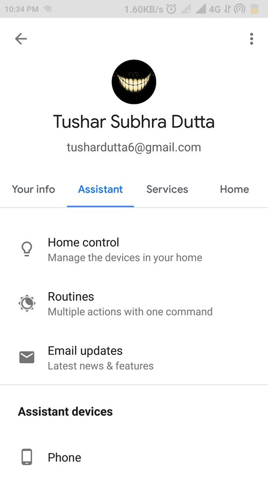 Step 6 - How To Disable Google Assistant On Any Android Device?