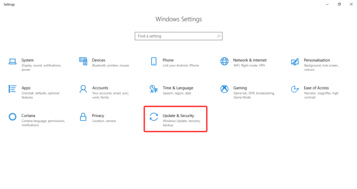 Win 4 1024x541 - How To Disable Windows Defender Notifications On Windows 10