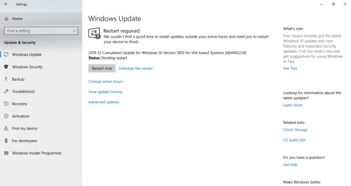 Win 5 1024x543 - How To Disable Windows Defender Notifications On Windows 10