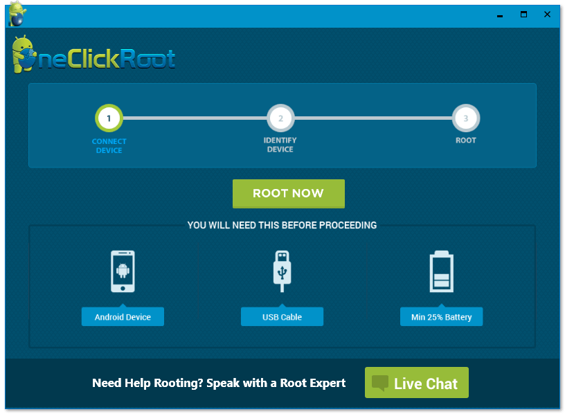 One Click Root