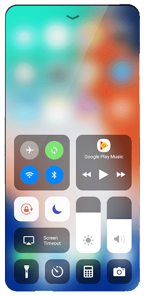 i4 - How To Make Android Look Like iOS 13