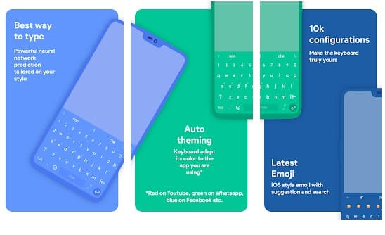 Chrooma Keyboard: Best Swiftkey Alternatives For Android
