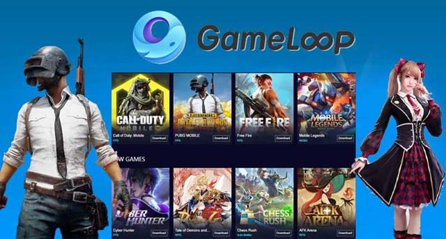 Unduh Gameloop Versi Terbaru 2020 untuk PC