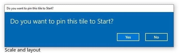 Klik pada tombol 'Ya'