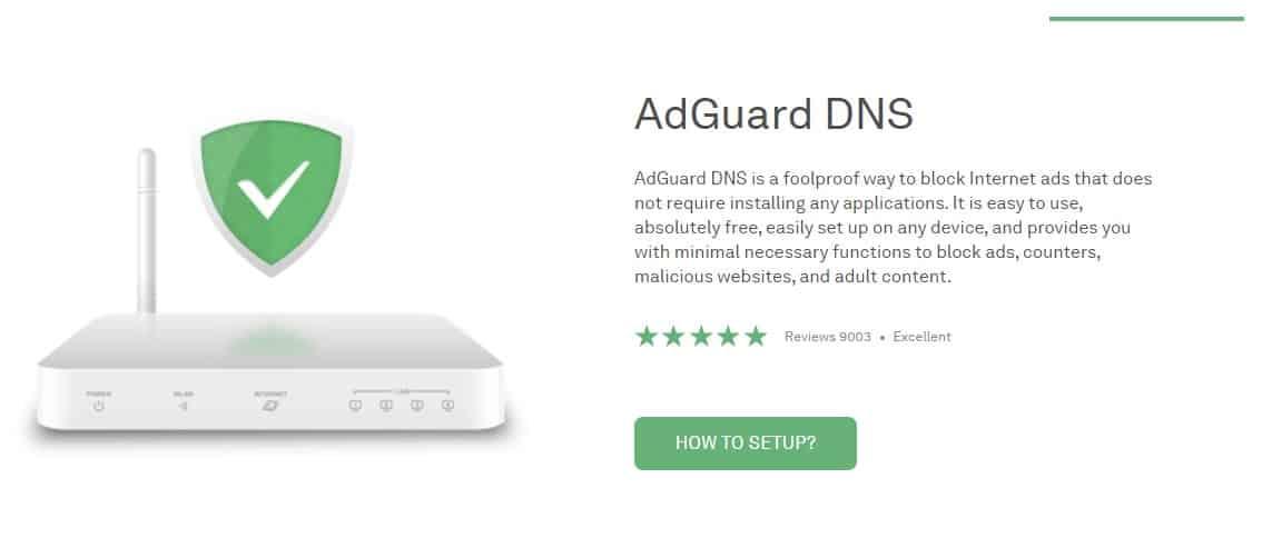AdGuard DNS