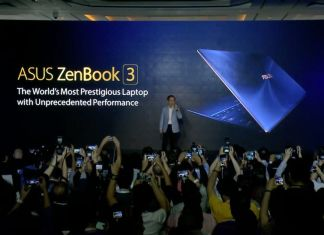 Asus ZenBook 3 is thinner and lighter than Apple's MacBook