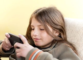 The average age for a child getting their first smartphone is now 10.3 years