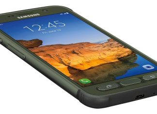 Samsung Galaxy S7 Active official 4000mAh battery and shatter-resistant screen