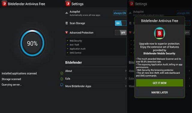 Bitdefender-Antivirus-Screenshot