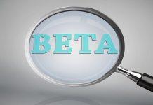 Beta Definition