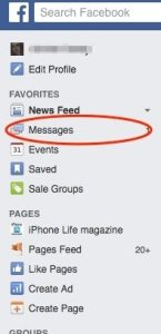 Check Messages