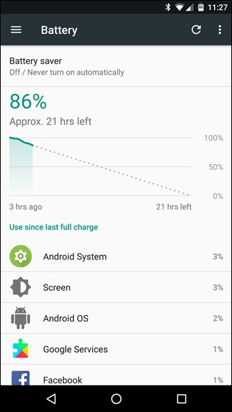 Android Battery
