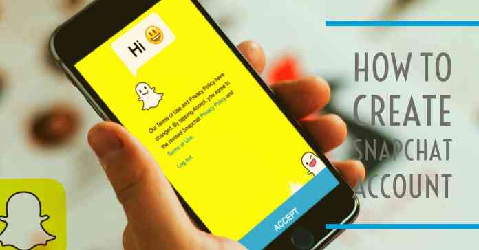 How to create snapchat account and face swap filter