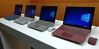 The Surface Laptop