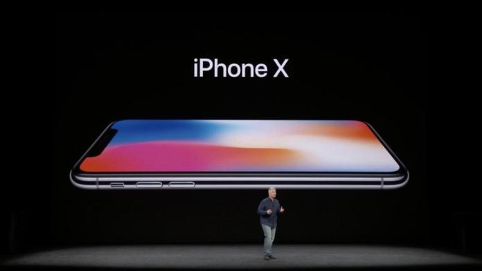Top 3 features of Apple iPhone X