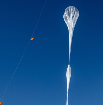 near space balloon