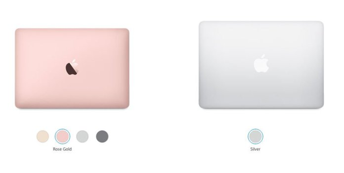 5 reasons not to buy MacBook Air: Colour options