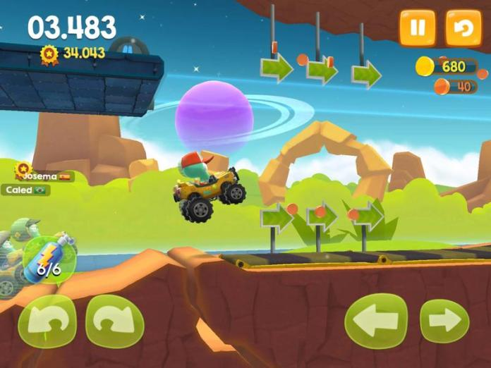 Best free iPad games: Big Bang Racing