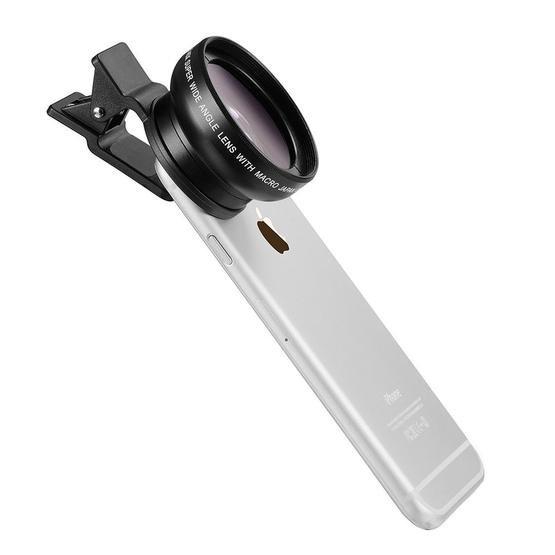 Techo Universal Professional HD Camera Lens Kit