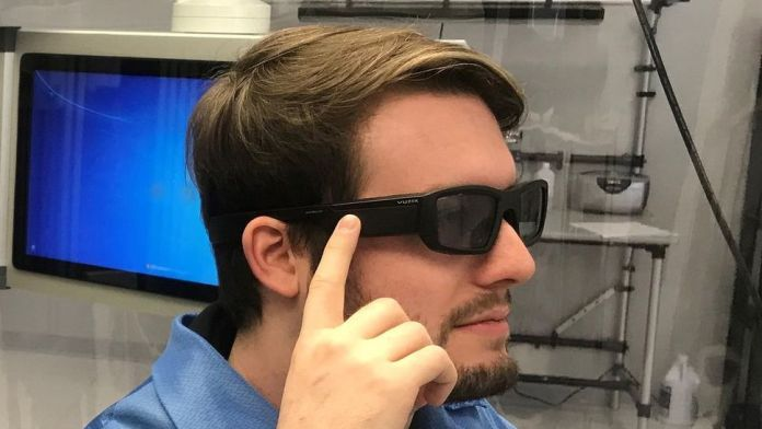 Vuzix is bringing Alexa-enabled AR glasses to CES 2018
