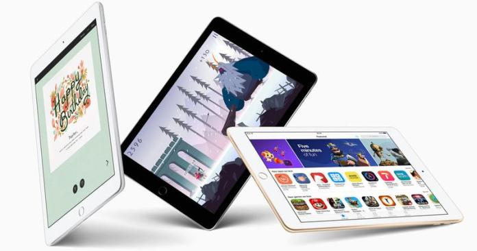 New iPad 2017 review: Speed testing