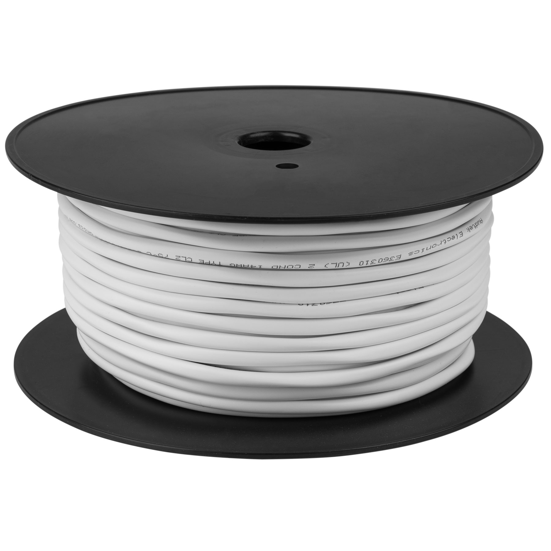 100 Ft 16 AWG In Wall FT4 Speaker Wire — Techvision Electronics