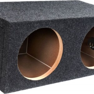 Speakers & Subwoofer Boxes