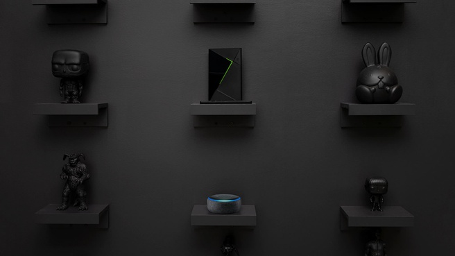 Nvidia Shield TV Alexa