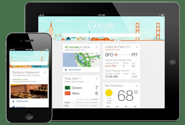 モバイル執事「Google Now」が iPhone/iPadに対応 【増田 @maskin】