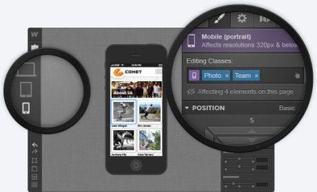 Webflow ー 直感操作でレスポンシブウェブをデザインできるサービス  Beta版公開 【@maskin】
