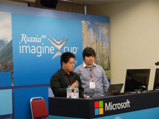 世界の若手エンジニア/起業家の祭典「イマジンカップ(Imagine Cup)」を通して世界にチャレンジする、グローバルスタンダードを学ぼう。【@mariroom】 @maskin #imaginecup