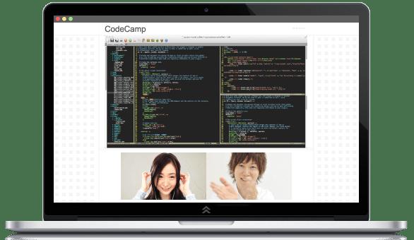マンツーマンでプログラミング個別指導を受けられる「CodeCamp」登場、40分のレッスンは961円から 【@maskin】