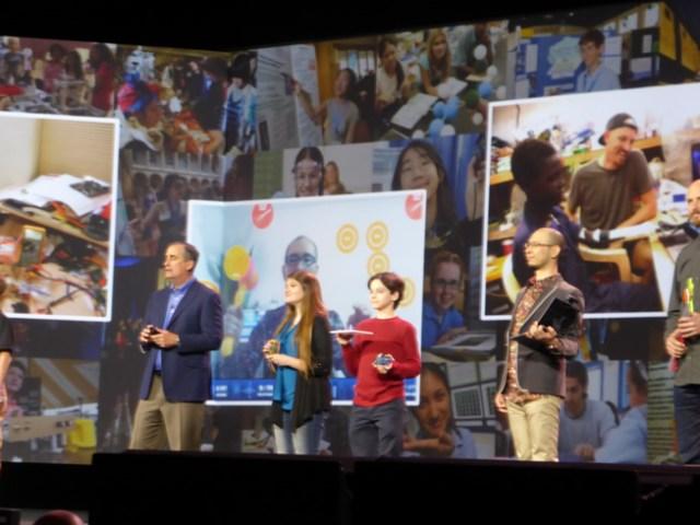 Intel世界コンテストで優勝 しくみデザイン 中村俊介氏 CES2014キーノートにも登壇、「次世代を担うイノベーター達」として紹介  【@maskin】 #ces2014