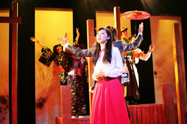 大阪から世界へ「観劇三昧」が「TheaterLive 4u」として英語化 @osak_in