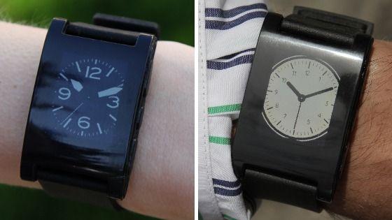 電子ペーパー時計「Pebble」はiPhone/Androidと連携することで無限の可能性を秘める【増田(@maskin)真樹】