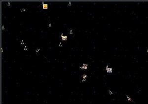 今度は本物、ウェブブラウザで動作するマルチプレイヤー「Asteroid」 【増田(@maskin)真樹】