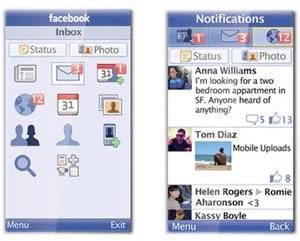 すべての携帯電話にFacebookを 途上国向けに無料アプリ【湯川】
