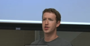 Facebookがビデオチャットを搭載 「すげえ発表」にあらず【湯川】