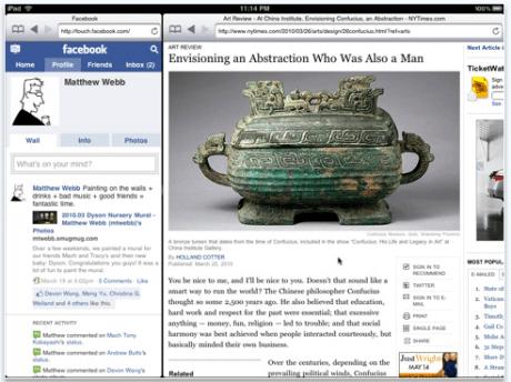 iPadでこそ画面分割アプリ=SplitScreenで擬似マルチタスク【湯川】