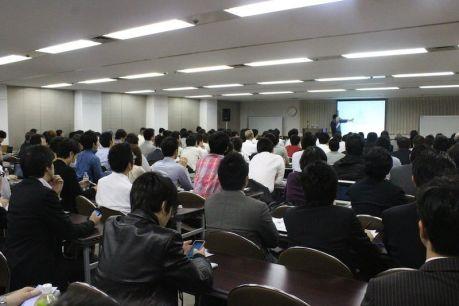 今日本に必要なのはウミガメのロールモデル 加藤順彦氏講演会レポート【服部丈】