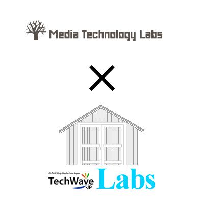 リクルートメディアテクノロジーラボ x TechWave Labs コラボ、 ラボメン限定募集中!  @maskin