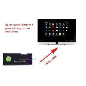 USBメモリーサイズのAndroid端末が密かな人気? 、HDMI接続でPCとして利用可能  【増田 @maskin】