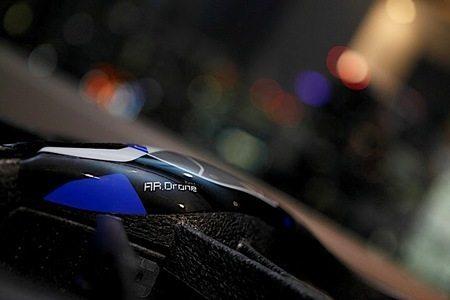 AR(拡張現実)、iPhone、模型を合わせた「AR.Drone」を実際に触ってみました!