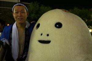 「ぴーこん夏の旅2011 阿波おどりツアー」報告記【森中亮】
