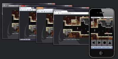 iOS向けゲームが15分で開発できる、高速HTML5ゲームエンジン「IMPACT」登場 【増田(@maskin)真樹】