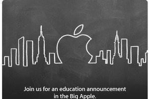 Appleが教材作成ツール発表で教科書出版業界を「破壊する」?発表直前に飛び交う憶測【湯川】