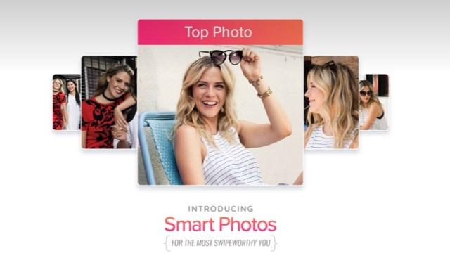 米Tinder、出会える確率が高まる写真判定アルゴリズム「Smart Photos」を投入  【@maskin】